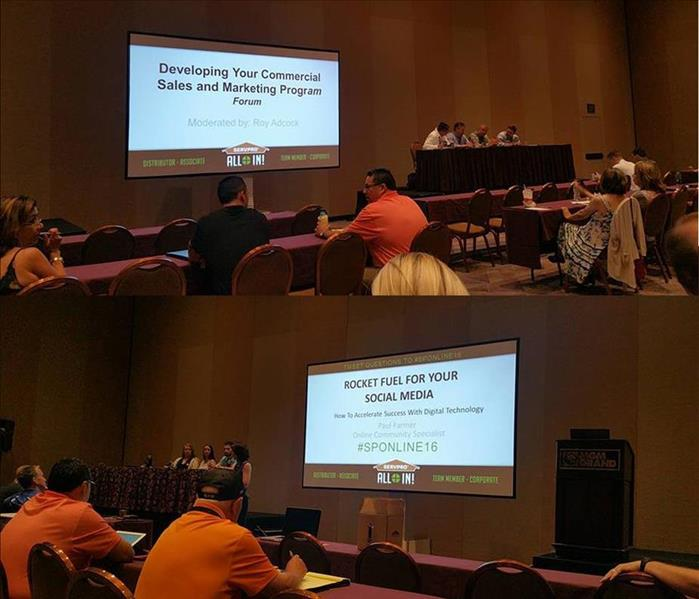 SERVPRO Industries, National Convention, June 28, 2016