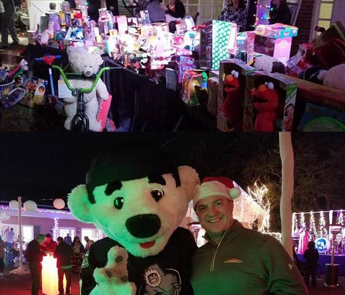 Children's Home Society of Florida Toy Drive, December 2017