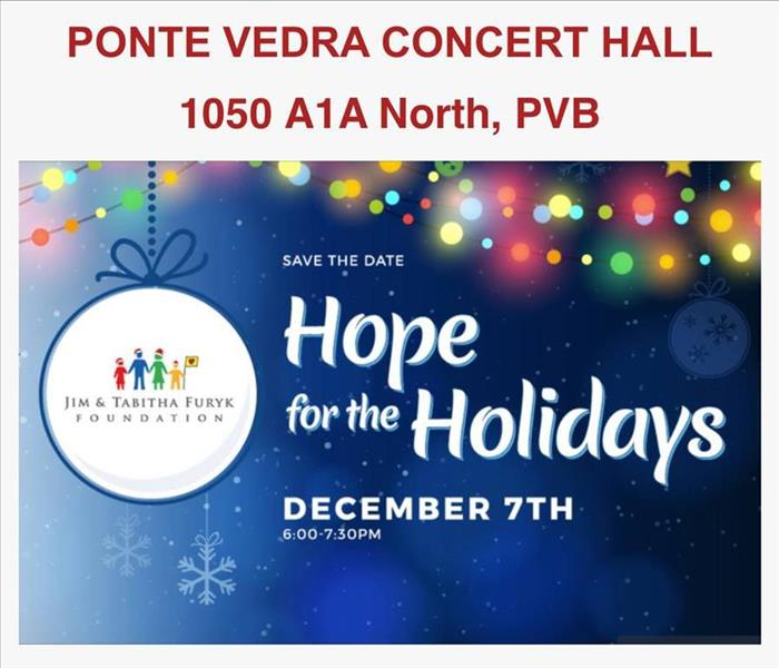 hope for the Holidays Packing Event, December 7, 2017