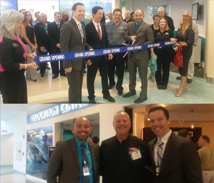 Jacksonville Chamber Ribbon Cutting, Exit Real Estate, March 31, 2016