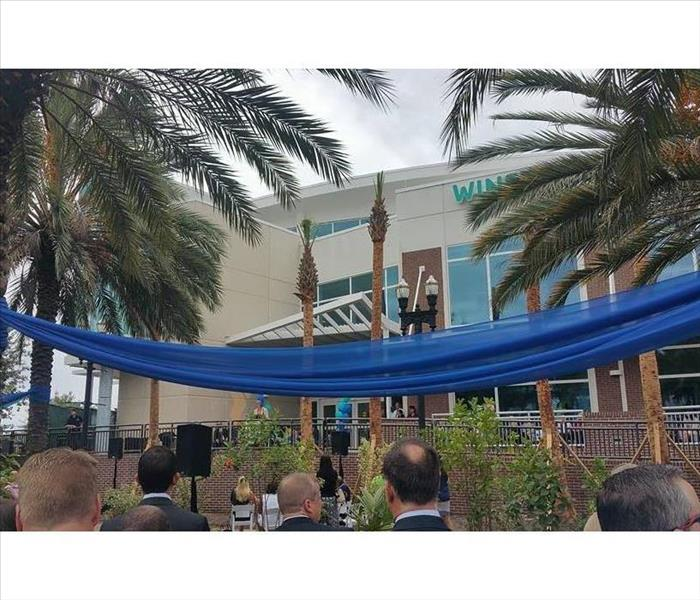 Jacksonville Chamber Ribbon Cutting, Winston YMCA, August 26, 2016