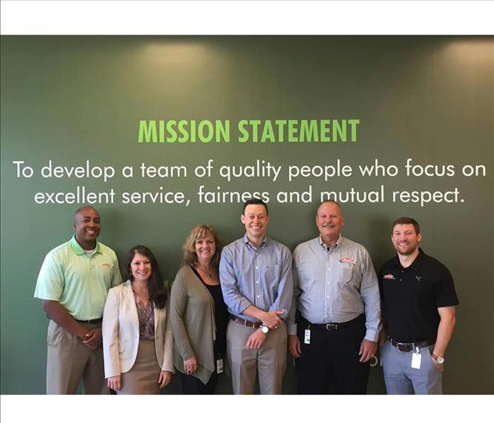 Marketing Masterminds Visit SERVPRO Corporate, October 29, 2015