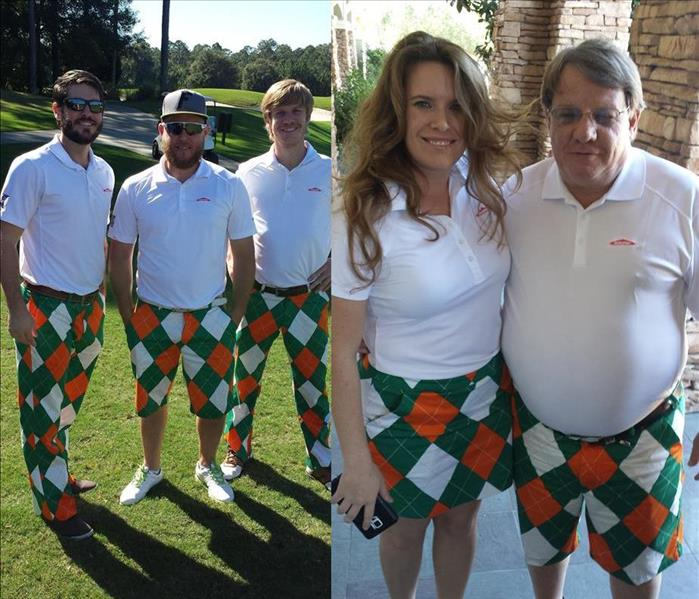 Inaugural Fancy Pants Golf Tournament, November 13, 2015