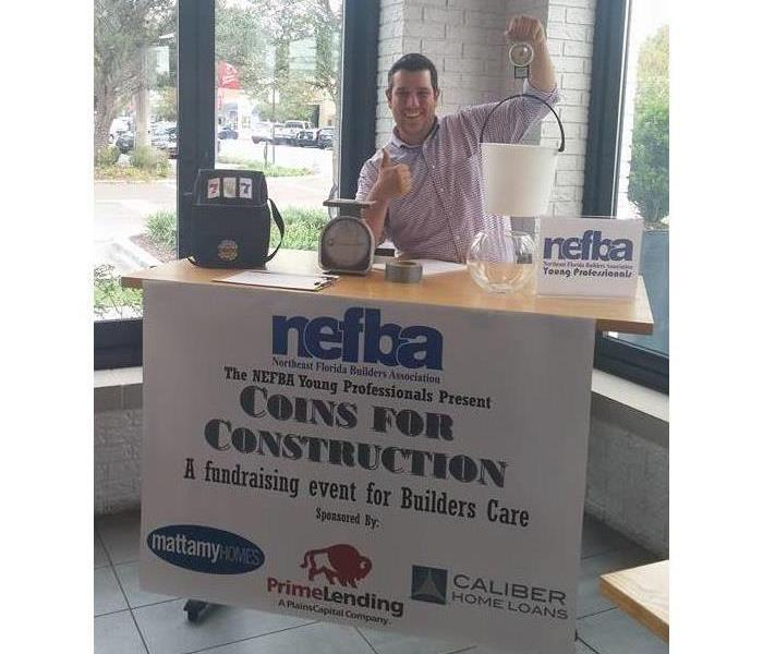 NEFBA Coins for Construction Benefiting Builder's Care, December 1, 2015