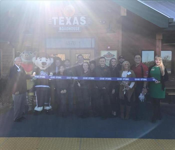Texas Roadhouse, JaxChamber Ribbon Cutting, December 2017