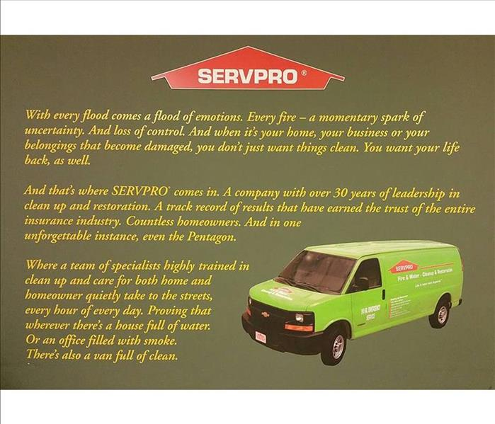 SERVPRO Corporate Training, September 2016