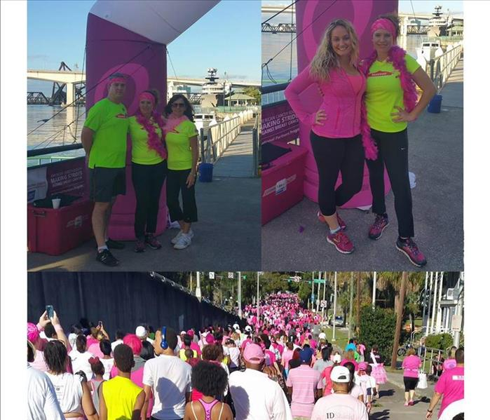 Making Strides Against Breast Cancer 5k, October 24, 2015