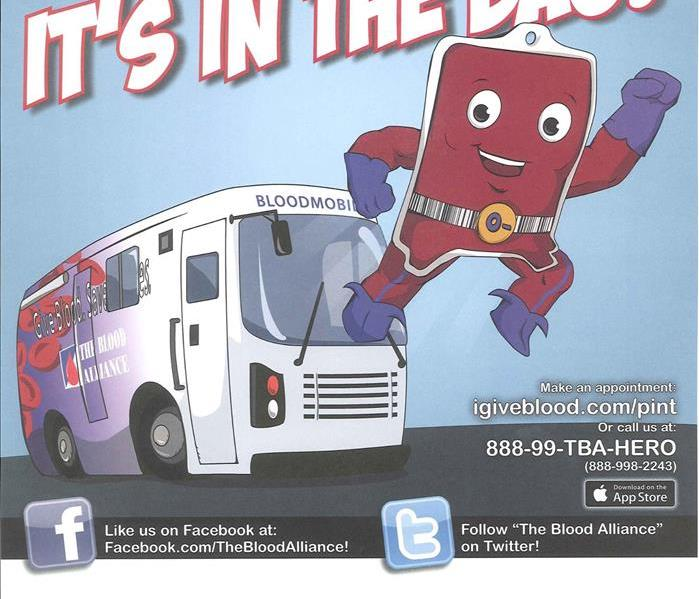 The Blood Alliance Blood Drive, July 2, 2015