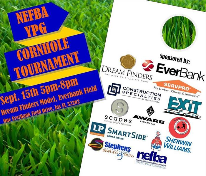 NEFBA Cornhole Tournament, September 15, 2016