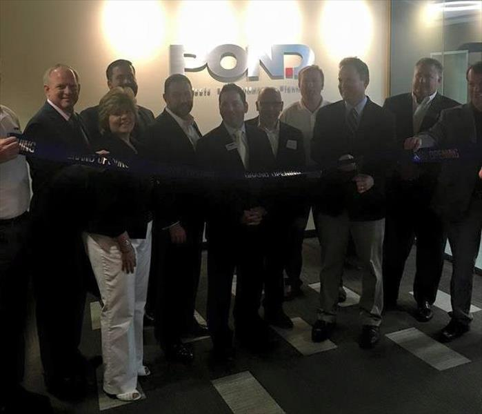 Jacksonville Chamber Ribbon Cutting, Pond and Company, June 22, 2016