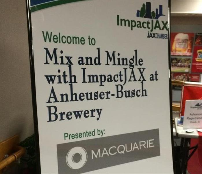 Mix and Mingle at Anheuser-Busch, November 11, 2015
