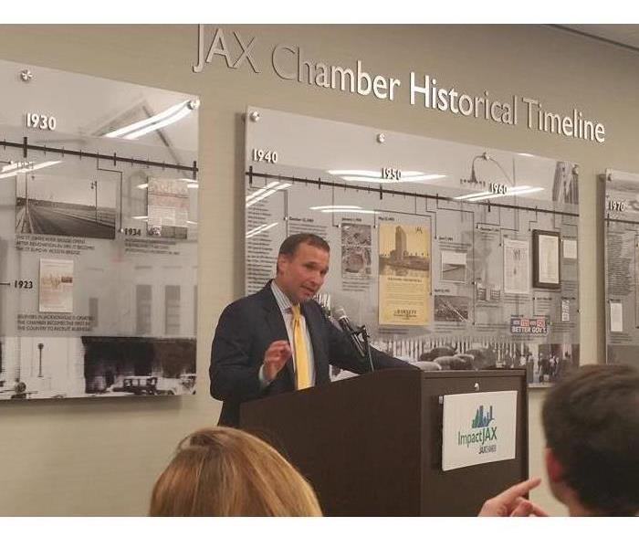 Mayor Lenny Curry, ImpactJax Private Address, September 30, 2015