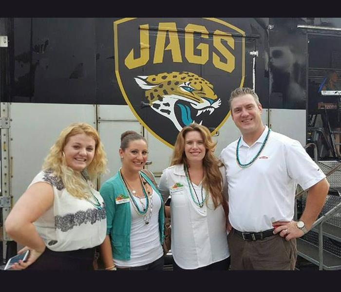 Jax Chamber Jaguars Pep Rally, September 8, 2015