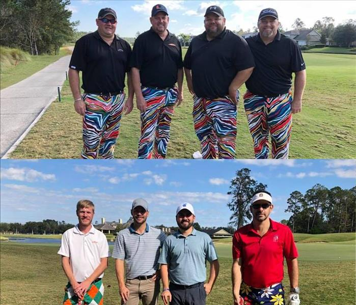 3rd Annual Fancy Pants Golf Tournament benefitting First Coast Blessings, November 17, 2017