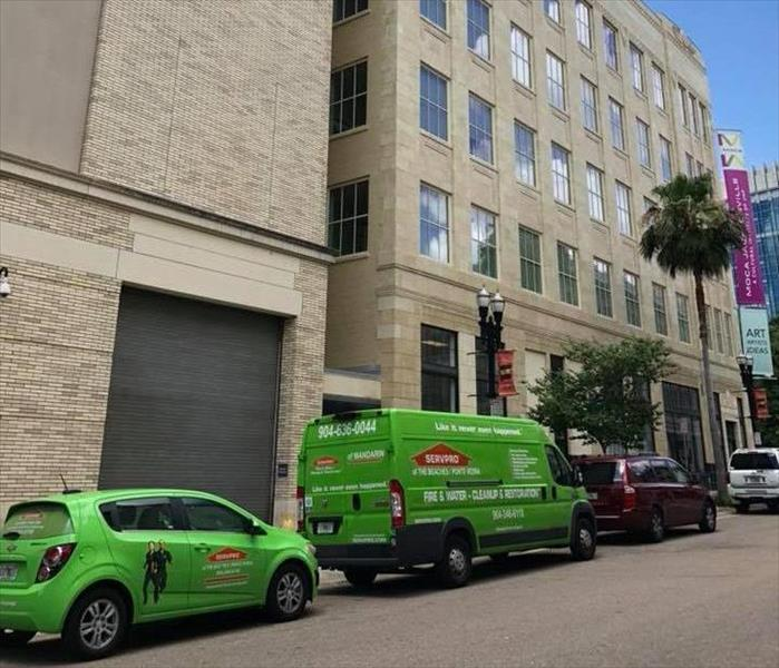 Commercial Cleaning Downtown Jacksonville