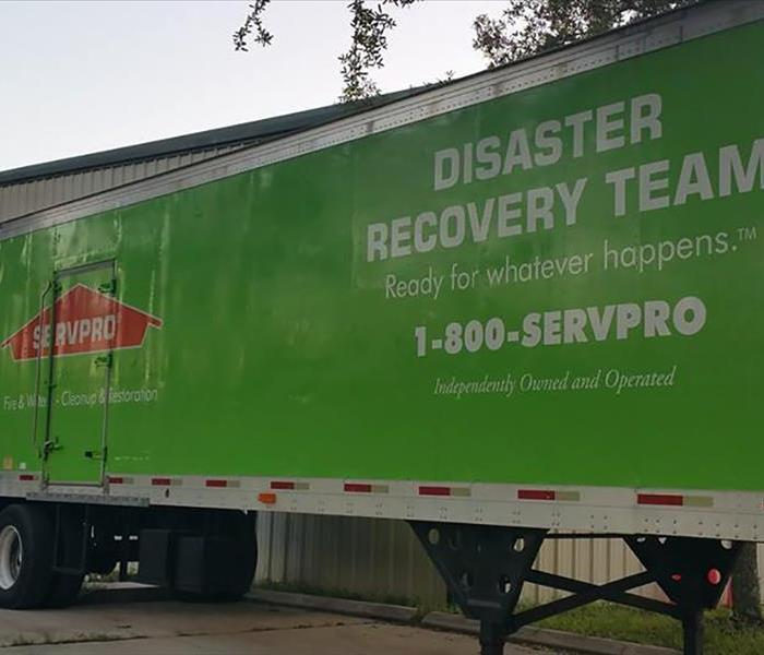 SERVPRO Large Loss Disaster Recovery Team